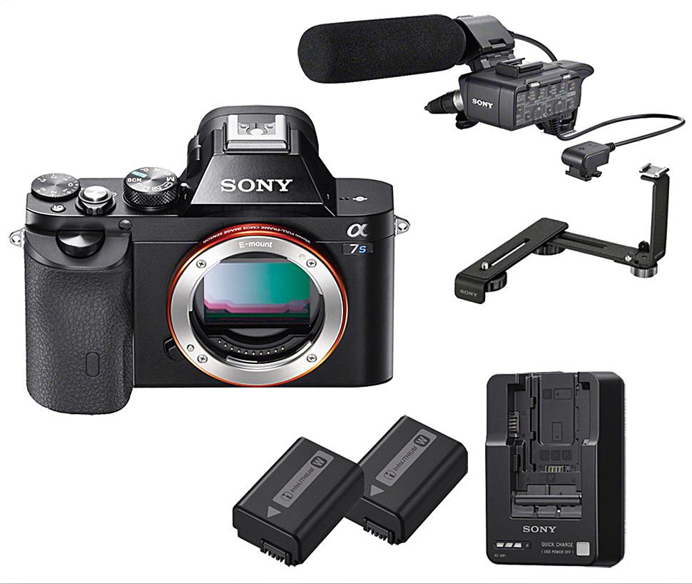 4k special kameras sony alpha 7s film tv. Black Bedroom Furniture Sets. Home Design Ideas