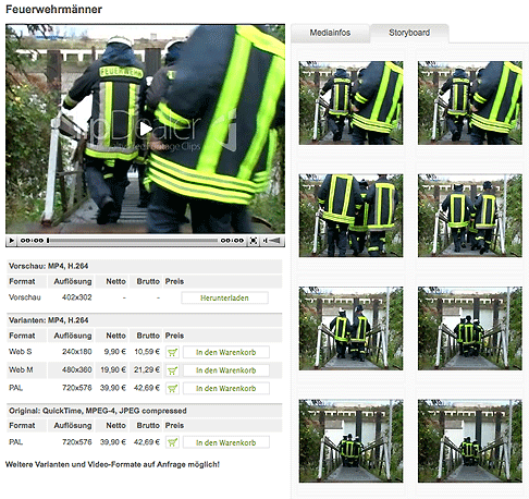 Clipdealer Footage Zum Download Film Tv Videode