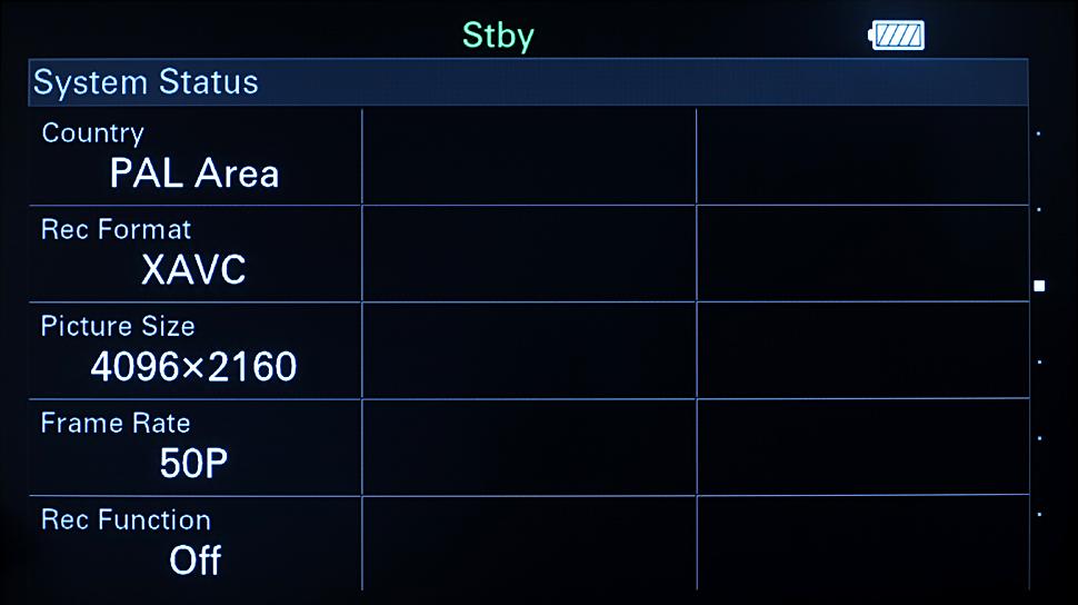 B_1113_Sony_Z100_Status_3