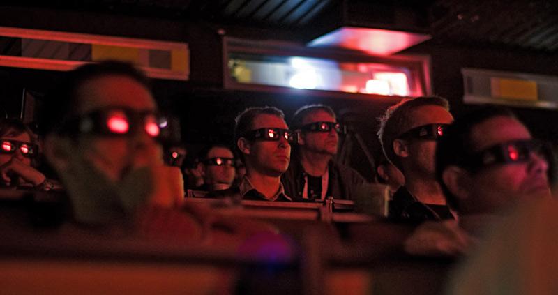 Die Zukunft Der Stereoskopie Im Kino Film Tv Video De