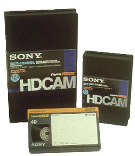 B_0800_HDCAM-Kassetten