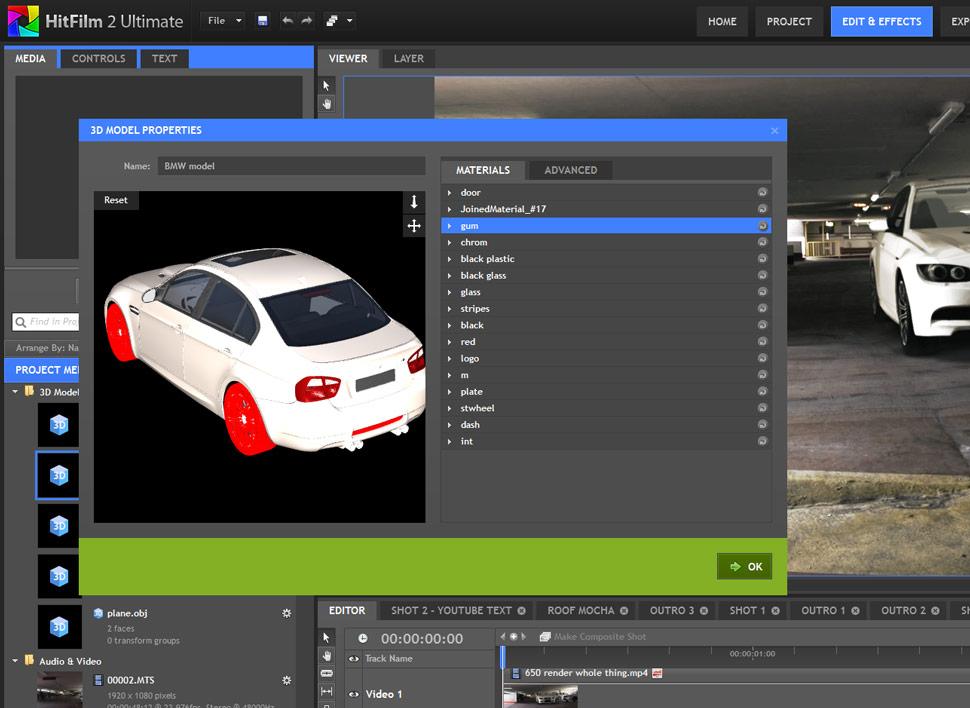 B_1113_Hitfilm_Car-3D-model-import
