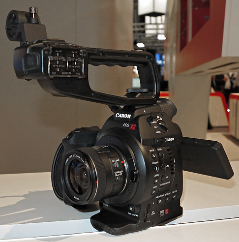 B_IBC12_Canon_C100_1