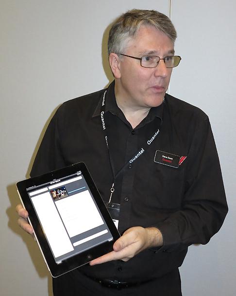 B_IBC12_Quantel_Owen_iPad