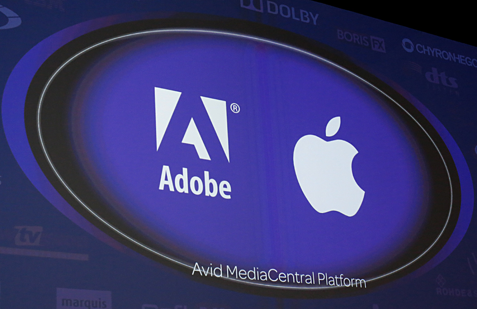 B_IBC15_Avid_Adobe_Apple