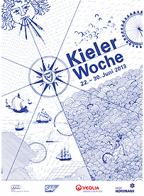 B_0813_Kieler_Woche_Plakat
