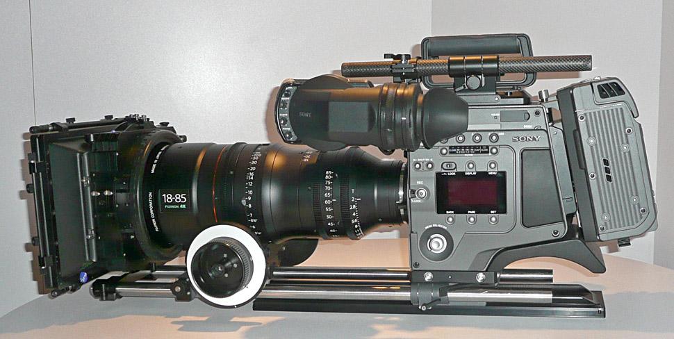 B_NAB11_Sony_F35_Stand