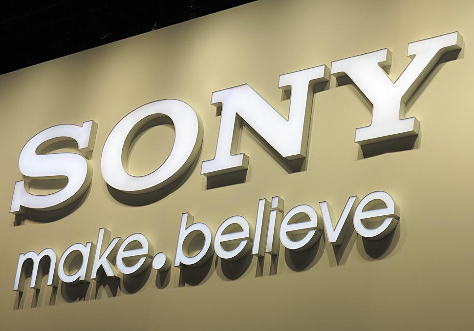 B_NAB12_Sony_Logo