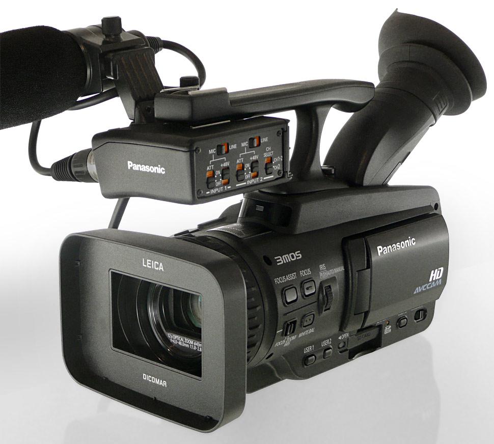 Panasonic camcorder ag hmc41 na kleiner film tv for Format 41 raumgestaltung ag