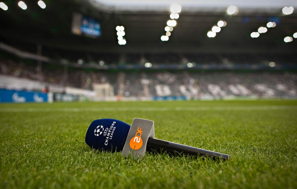 Champions League übertragen