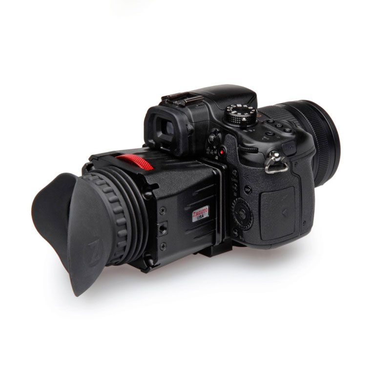 Zacuto Z Finder Pro F 252 R Panasonic Gh3 Film Tv Video De