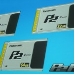 Panasonic: P2-Karten E-Serie