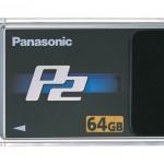 Panasonic: AJ-P2C064