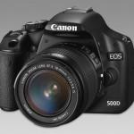 Canon: EOS 500D