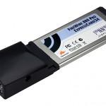 Sonnet: FireWire 800 Pro ExpressCard/34