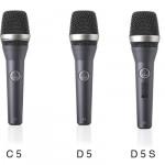 AKG: C 5 und D 5