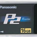 Panasonic: AJ-P2C016RG