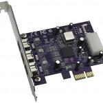 Sonnet Technologies: Allegro FireWire 800 PCIe
