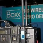 NAB2009: Digitale Audio/Video-Funkstrecke Boxx HD mit niedriger Latenz