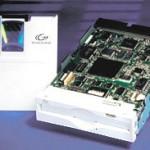 Fujitsu: MO-Laufwerk für Videorecording