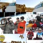 Wige produzierte Snowboard WM 2003 für FIS