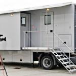 Broadcast Solutions: HD-Ü-Wagen für Tschechien und China
