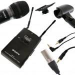 Ausprobiert: Sonys neue Audio-Funkstrecken