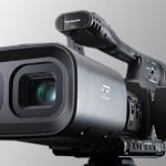 Panasonic kündigt zur CES2010 einen kompakten Stereo-3D-Camcorder an