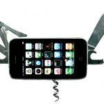iPhone plus Apps: Das Schweizer Offiziersmesser unserer Zeit