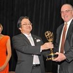 Panasonic erhält Emmy für P2
