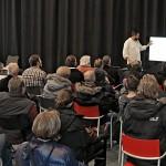 4K-Experten unter sich: Band-Pro-Workshop bei FGV