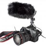 Ambient TinyMike DSLR Set: Richtmikrofon-Set für DSLR-Kameras