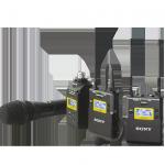 UWP-D: Neue digitale Sony-Funkmikrofone