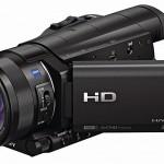 XAVC-Consumer-Camcorder von Sony mit 1-Zoll-Sensor