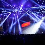 Die Fantastischen Vier: Lichtdesign mit Robe BMFL