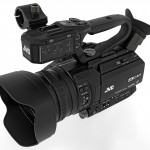 Kompakter 4K-Camcorder: JVC stellt GY-HM200 vor