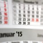 Kalenderbetrachtungen