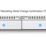 Sonnet präsentiert Fusion R400 Raid USB 3.0 Speichersystem