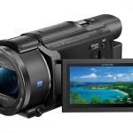 Sony: Neuer 4K-Camcorder FDR-AX53