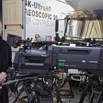 Vatikan: 4K und HDR mit Fujinon-Objektiven