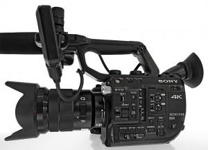 Sony, HDR, PXW-FS5