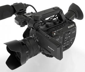 Sony, HDR, FS5