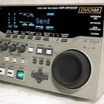 Sony DSR-DR1000P im Einsatz