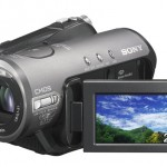 Neuer Consumer-HDV-Camcorder: Sony HDR-HC3