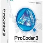 Grass Valley: ProCoder