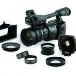 Century stellt HD-Objektiv-Zubehör für Sony PMW-EX1 vor
