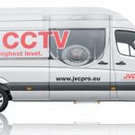 JVC geht mit Überwachungstechnik auf Tour