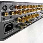 Motu V4HD: HD-I/O über Firewire