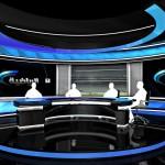Neues Fernsehstudio aus Hamburg für Saudi TV 1
