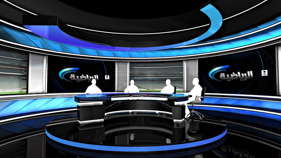 Neues fernsehstudio aus hamburg f r saudi tv 1 film tv for Studio hamburg jobs